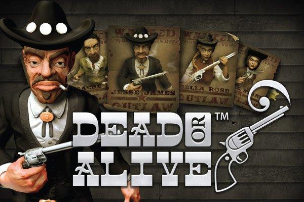 Игровой автомат DEAD OR ALIVE от Netent. Стратегия игры в игровой автомат DEAD OR ALIVE.