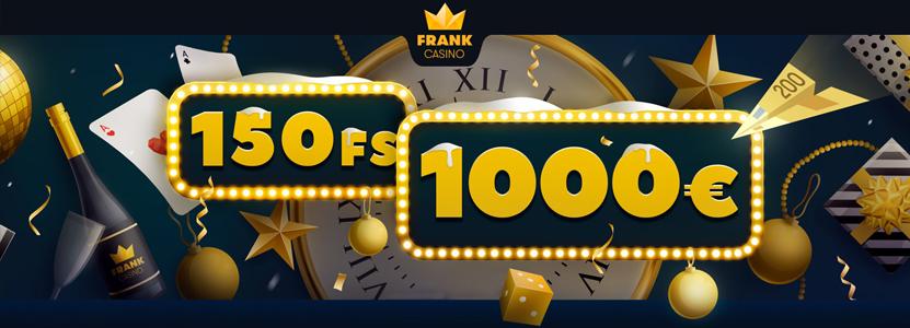 Бонусы франк казино